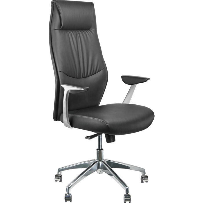 Кресло Riva Chair RCH A9184 черный экокожа