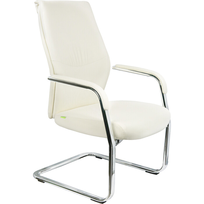 Кресло Riva Chair RCH С9384 белый экокожа