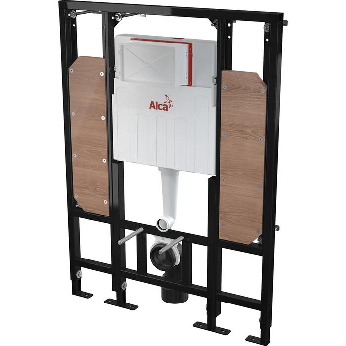 Инсталляция для унитаза AlcaPlast сухой установки, людей с ограниченными возможностями (AM101/1300H)