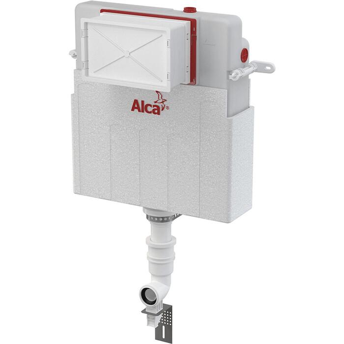Смывной бачок AlcaPlast Basicmodul встраиваемый (AM112W)