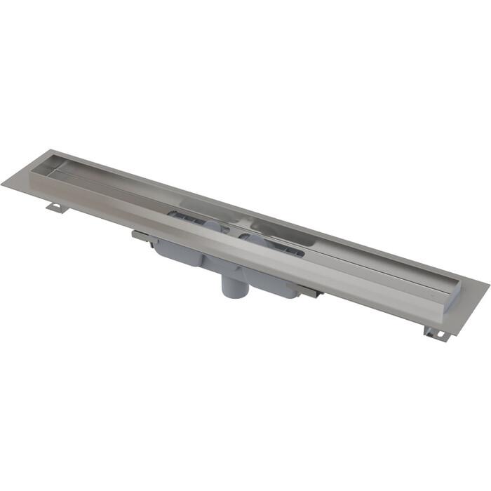 Фото - Душевой лоток AlcaPlast Professional Low для цельной решетки с вертикальным сливом (APZ1106-750) душевой лоток alcaplast apz1006 300