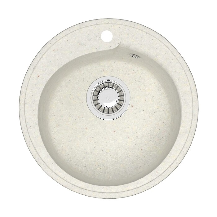 Кухонная мойка Ganza G-004 хлопок (G-004-907)