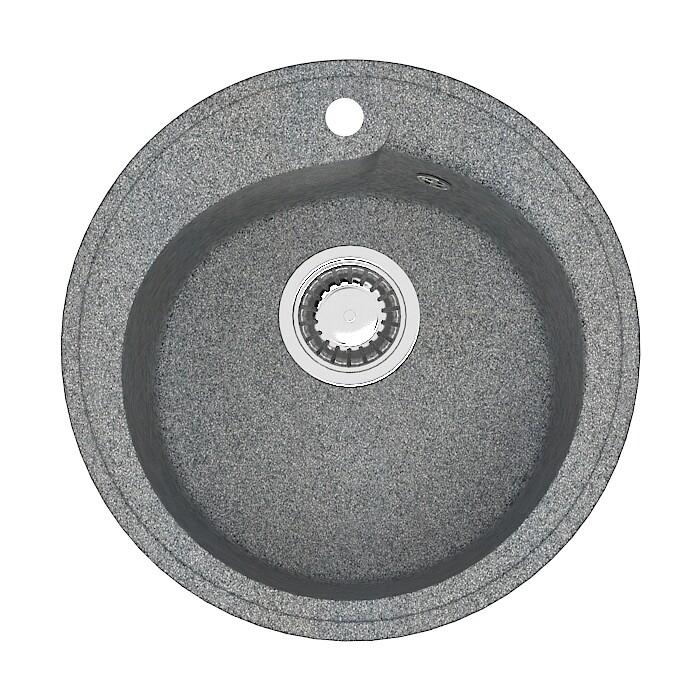 Кухонная мойка Ganza G-004 темно-серая (G-004-908)