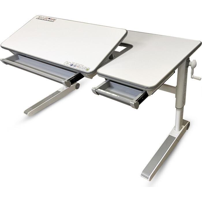Детский стол Mealux Sherwood XL BD-860 W столешница белая