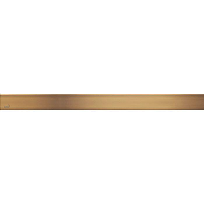 Решетка AlcaPlast Design бронза (DESIGN-1050ANTIC)