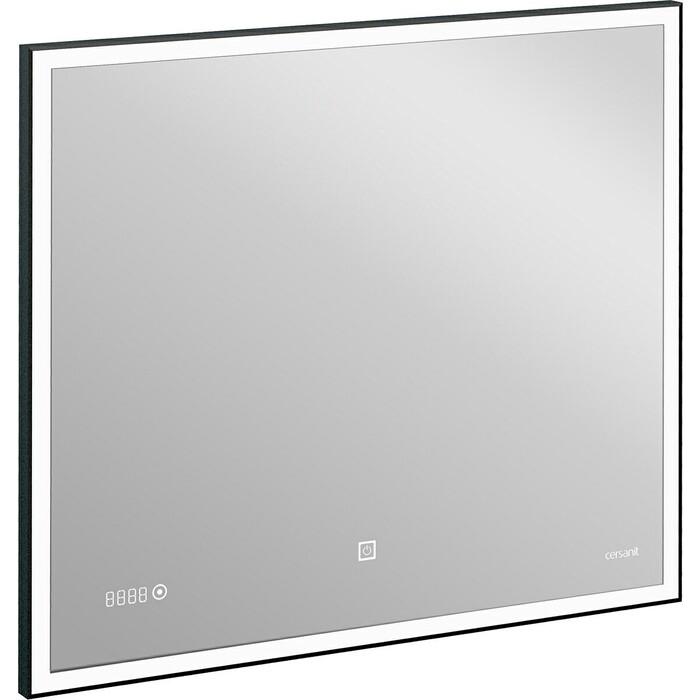 Зеркало Cersanit Design LED 011 100x80 с подсветкой (KN-LU-LED011*100-d-Os)