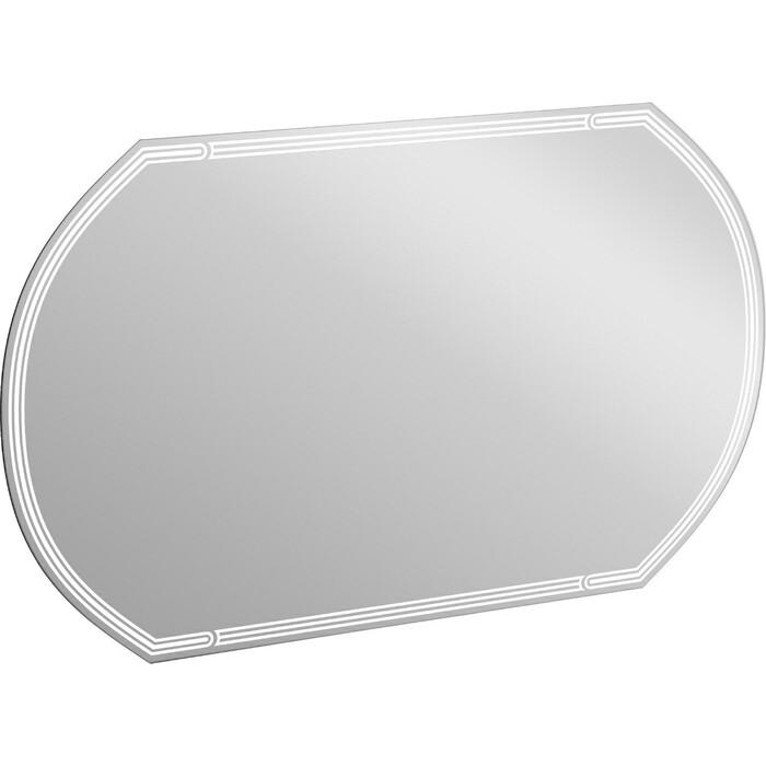 Зеркало Cersanit Design LED 090 100x60 с подсветкой (KN-LU-LED090*100-d-Os)