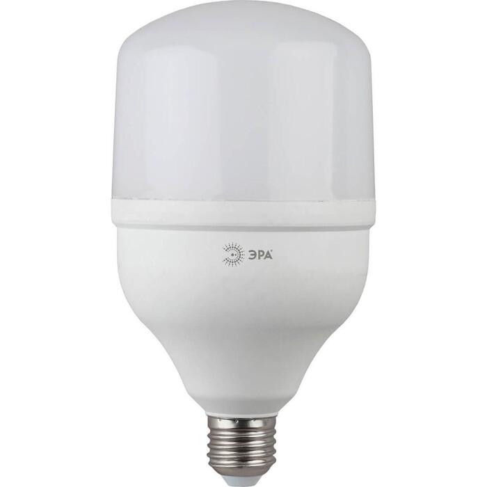 Лампа ЭРА светодиодная E27 40W 6500K матовая T120-40W-6500-E27 Б0047644