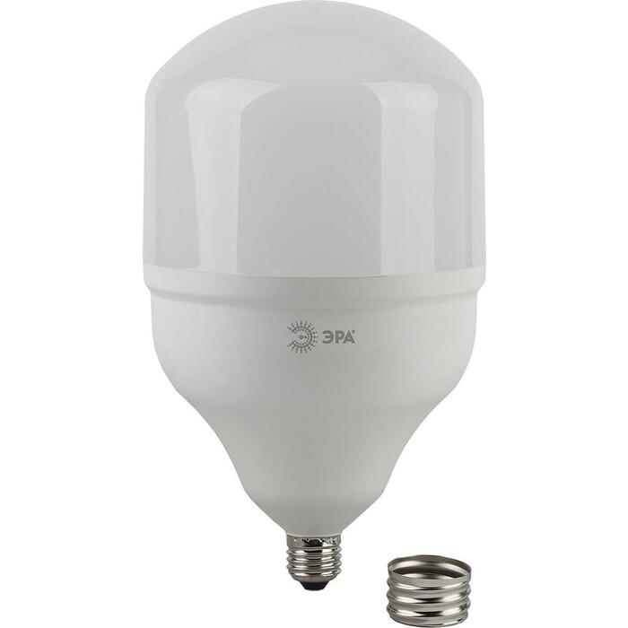 Лампа ЭРА светодиодная E27/E40 65W 6500K матовая LED POWER T160-65W-6500-E27/40 Б0049584