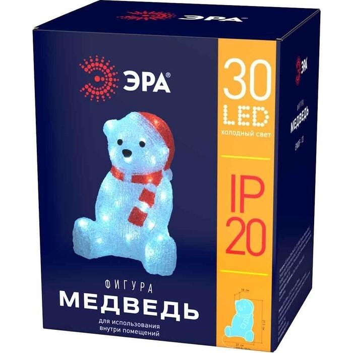 Фигура ЭРА Светодиодная медведь ENIOF - 13 Б0047975