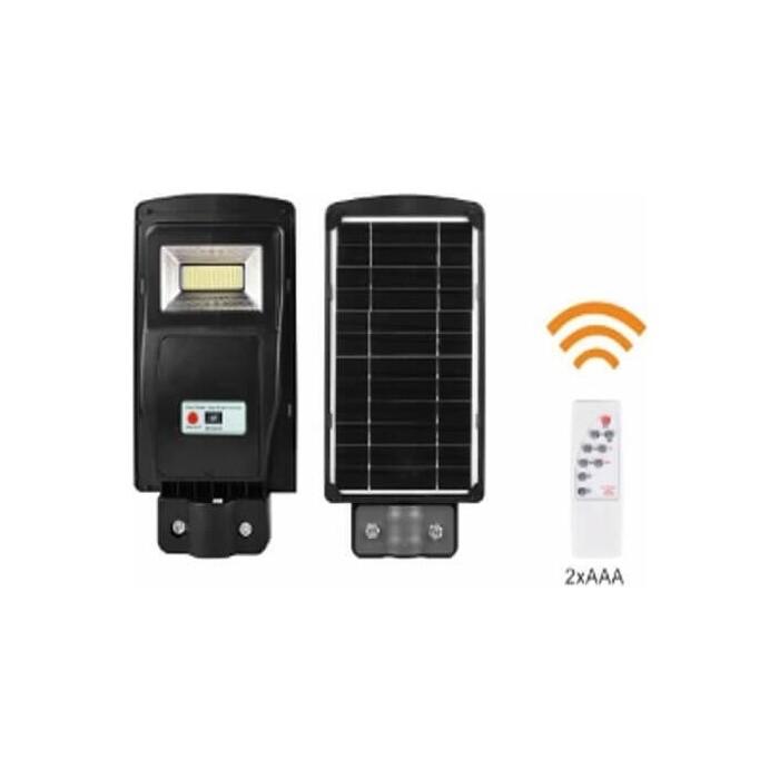 Светильник ЭРА Уличный светодиодный консольный на солнечных батареях Б0046797