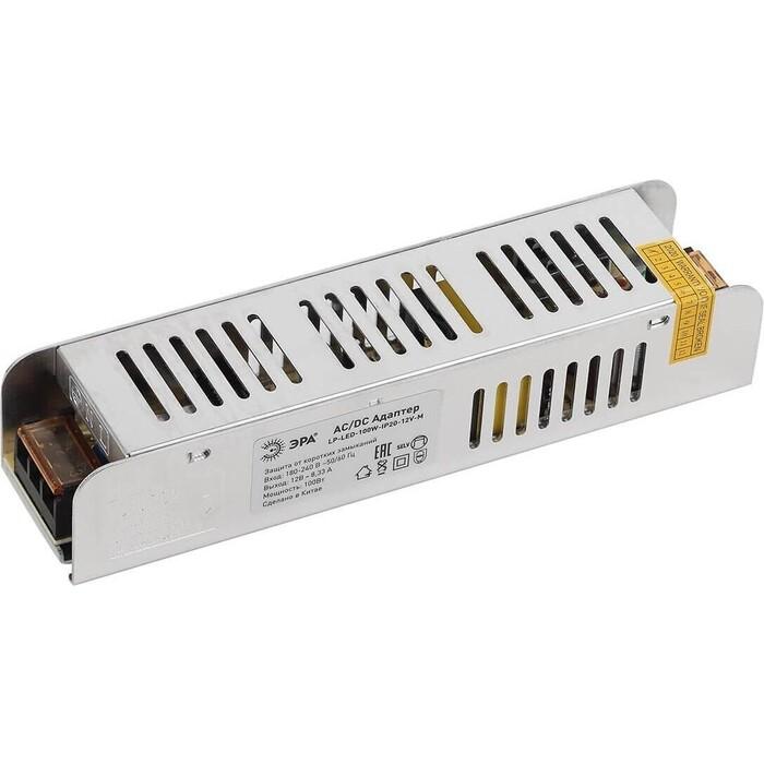 Блок питания ЭРА 12V 100W IP20 8,33A LP-LED-100W-IP20-12V-M Б0044741