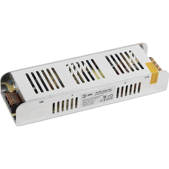 Блок питания ЭРА 12V 200W IP20 16,7A LP-LED-200W-IP20-12V-M Б0044743