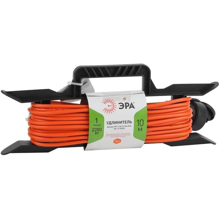 Удлинитель ЭРА силовой UFx-1-2x1.0-10m-IP44 Б0043039