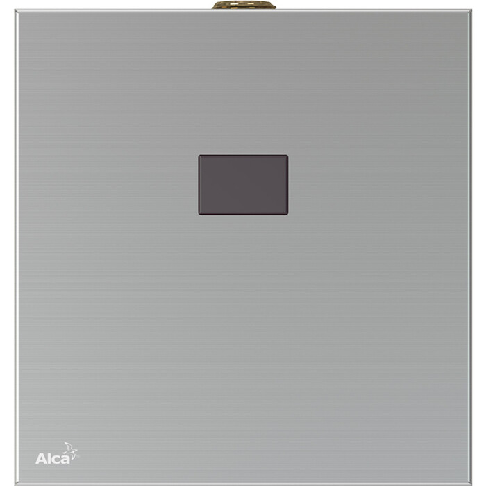 Фото - Панель смыва бесконтактная AlcaPlast для писсуара, 12V от сети (ASP4-K) панель смыва бесконтактная alcaplast для писсуара 6v от батарейки asp4 b