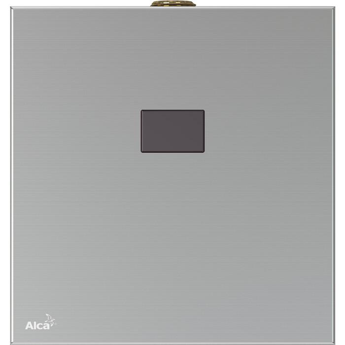 Панель смыва бесконтактная AlcaPlast для писсуара, 6V от батарейки (ASP4-KB)
