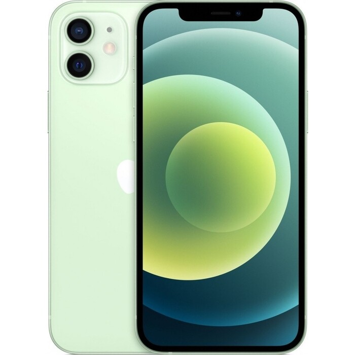 Фото - Смартфон Apple iPhone 12 64Gb green смартфон apple iphone 11 64gb 2020 белый
