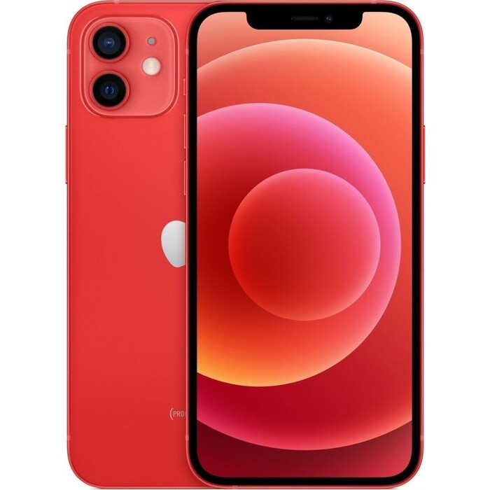 Смартфон Apple iPhone 12 128Gb red
