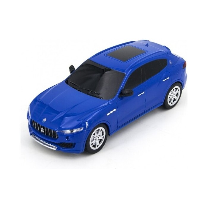 Радиоуправляемая машина GK Racer Series Maserati SUV Levante MY Blue 1:24 - 27056