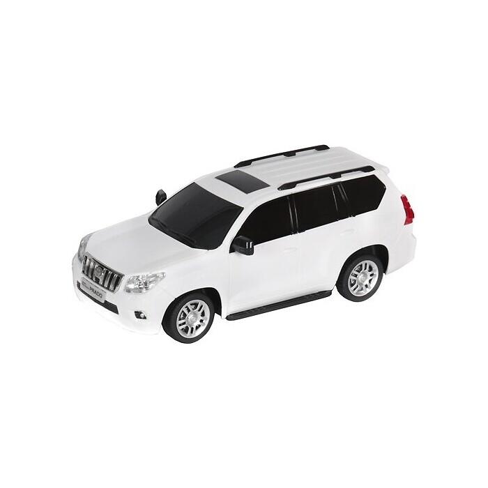 Радиоуправляемая машина Creative Double Star Toyota Land Cruiser Prado White 1:24 - 1055