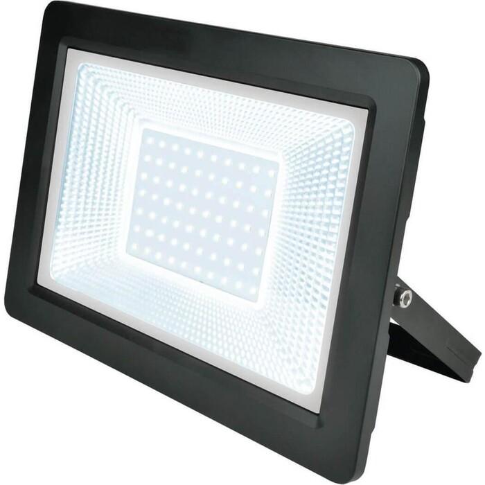 Прожектор Uniel светодиодный (UL-00006739) ULF-F19-100W/6500K IP65 175-250В Black
