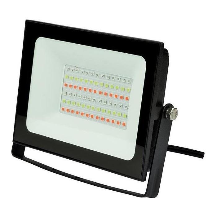 Прожектор Uniel светодиодный (UL-00007122) 30W ULF-F60-30W/RGB IP65 200-240В Black