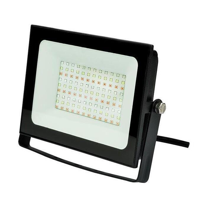Прожектор Uniel светодиодный (UL-00007123) 50W ULF-F60-50W/RGB IP65 200-240В Black