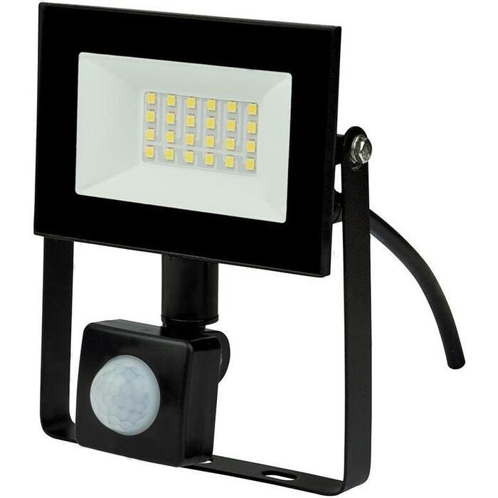 Прожектор Uniel светодиодный (UL-00007125) 30W ULF-F62-30W/6500K Sensor IP54 200-240В Black