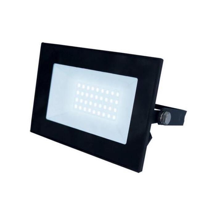 Прожектор Uniel светодиодный (UL-00007364) ULF-F21-30W/6500K IP65 200-250В Black