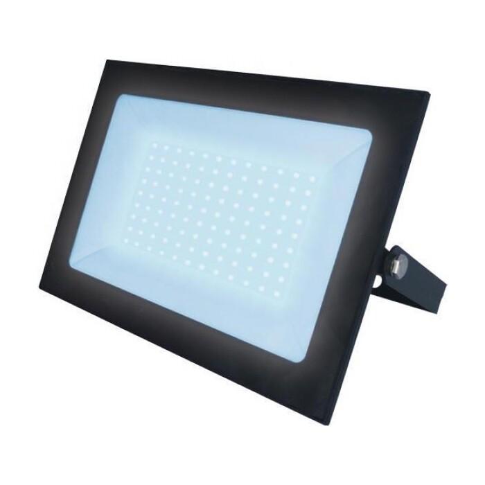 Прожектор Uniel светодиодный (UL-00007367) ULF-F21-100W/6500K IP65 200-250В Black