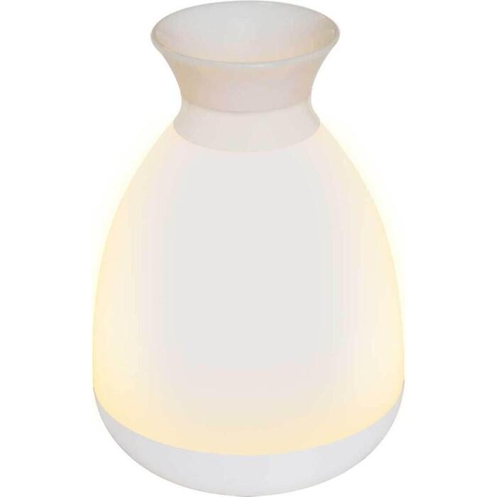 Фигурка Uniel светодиодная от аккумулятора Ваза 17x12 см (UL-00004545) ULD-R200 LED/100Lm/3000K/RGB White
