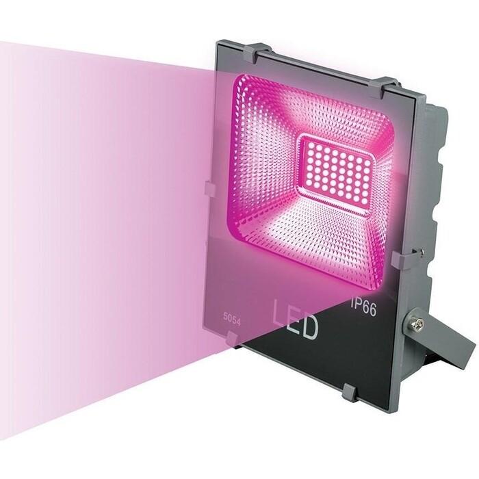 Прожектор Uniel светодиодный (UL-00007466) ULF-P41-50W/SPBR IP65 170-265В Grey