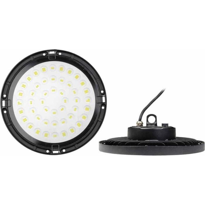 Светильник Uniel Подвесной светодиодный (UL-00006871) ULY-U34C-100W/6500K IP65 Black