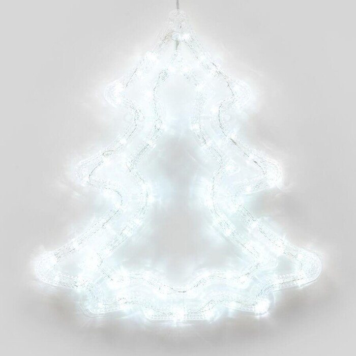 Светильник Uniel Подвесной светодиодный Ёлочка (UL-00001405) ULD-H3543-070/STA White IP20 Xmas Tree
