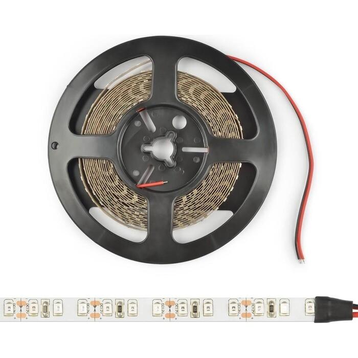 Лента светодиодная Uniel (UL-00005875) 14W/m 168LED/m 2835SMD теплый белый 5M ULS-2835-168LED/m-10mm-IP20-DC24V-14W/m-5M-3000K