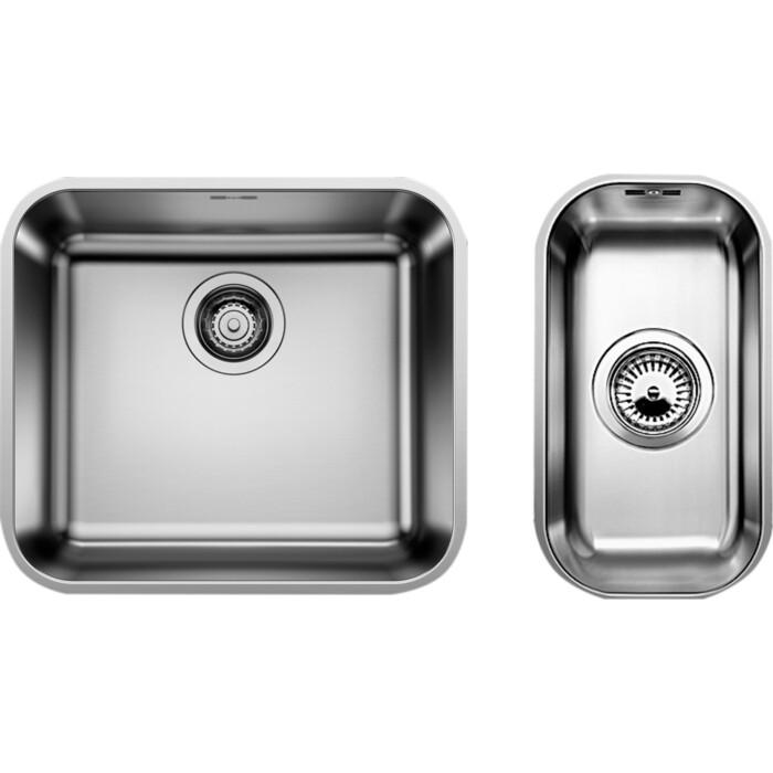 Фото - Кухонная мойка Blanco Supra 450-U нержавеющая сталь (518203, 518197, 225088) кухонная мойка blanco supra 450 u 518203