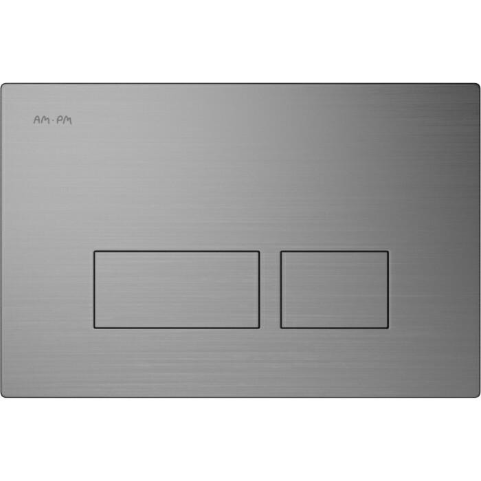 Кнопка смыва Am.Pm Pro S матовый никель (I047031)