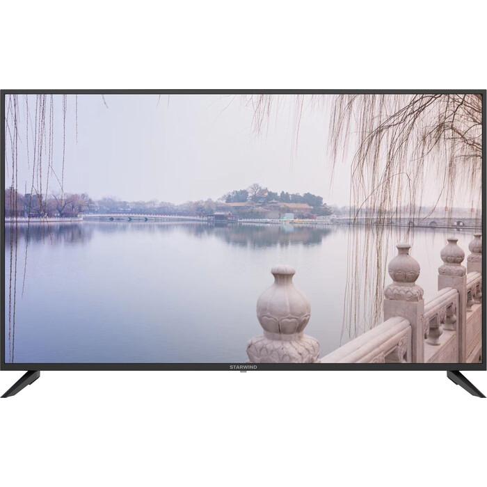 Фото - LED Телевизор StarWind SW-LED50UA403 Smart телевизор starwind sw led50ua403 50 ultra hd 4k