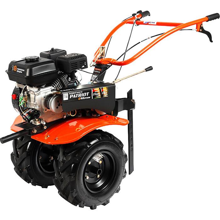 Мотоблок бензиновый PATRIOT Калуга М X-Drive (пониженная передача)