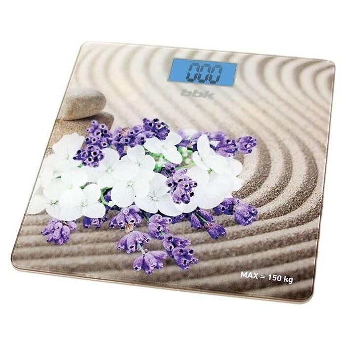 Весы напольные BBK BCS3002G beige