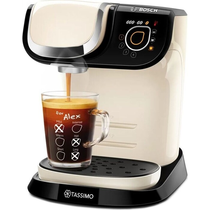 Кофеварка капсульная Bosch TAS6507