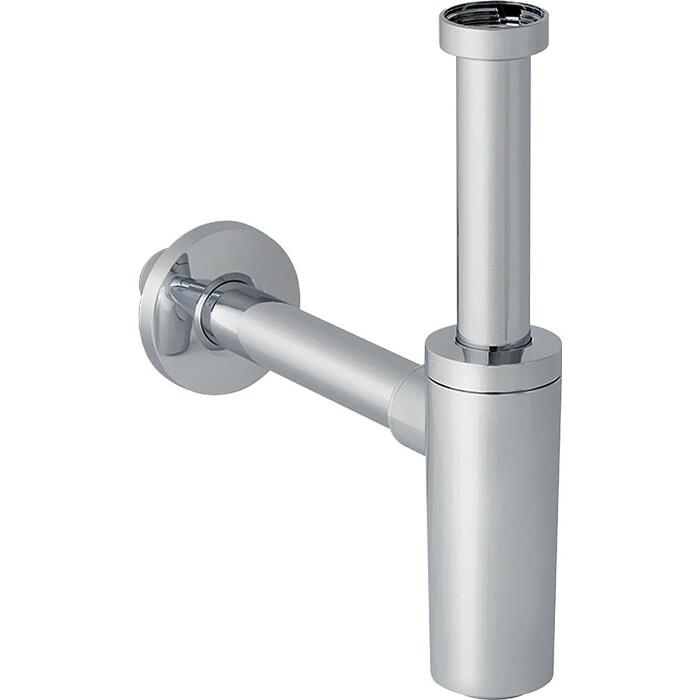 Фото - Сифон для раковины Geberit Uniflex (151.036.21.1) слив перелив для ванны geberit uniflex 150 756 21 1
