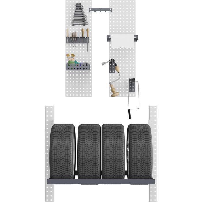 Система хранения Верстакофф Гараж (В2)