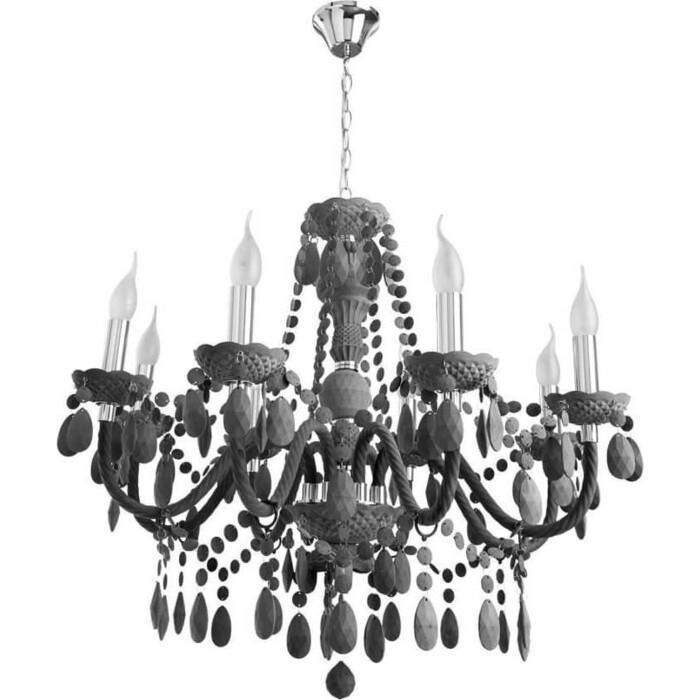 Люстра Arte Lamp Подвесная Morris A8889LM-8GY