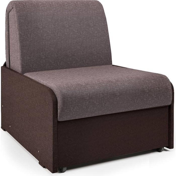 Кресло-кровать Шарм-Дизайн Коломбо БП латте и шоколад недорого