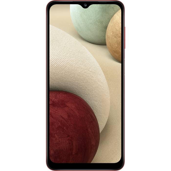 Смартфон Samsung Galaxy A12 3/32Gb красный смартфон samsung galaxy a12 sm a125 3 32gb черный