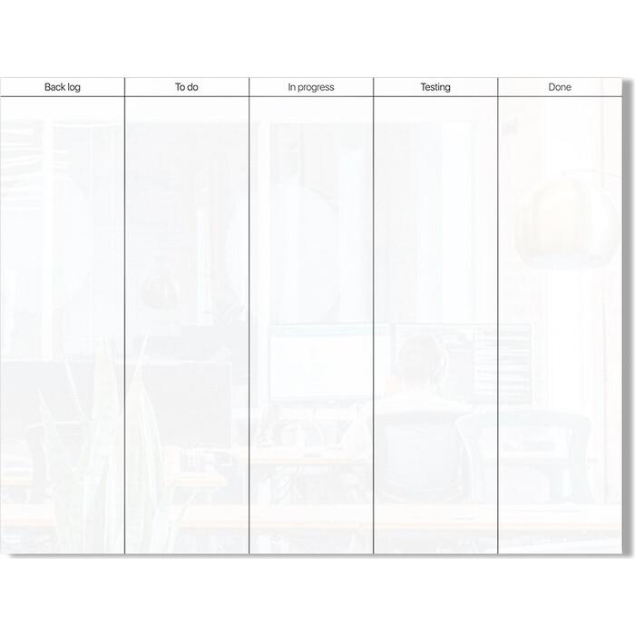 Стеклянный планер scrum Genglass Design D6080-01