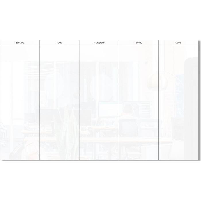 Стеклянный планер scrum Genglass Design D100150-01