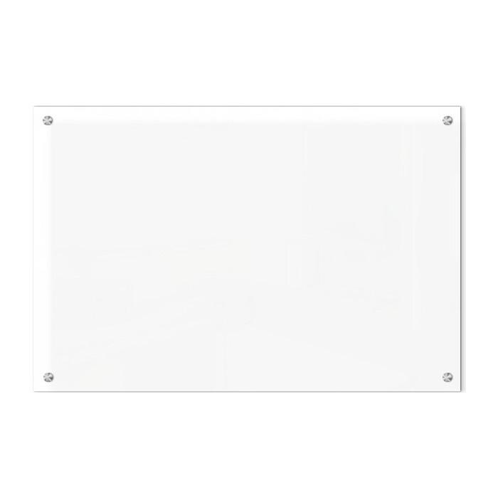 Стеклянная магнитно-маркерная доска Genglass Clear C6090 прозрачная