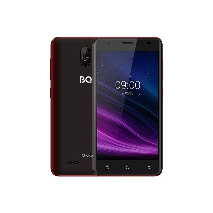 Смартфон BQ 5016G Choice Wine Red